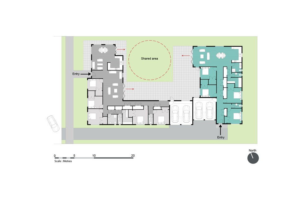 house plans for extended family
