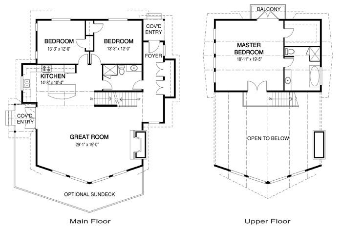 fairmont home floor plans