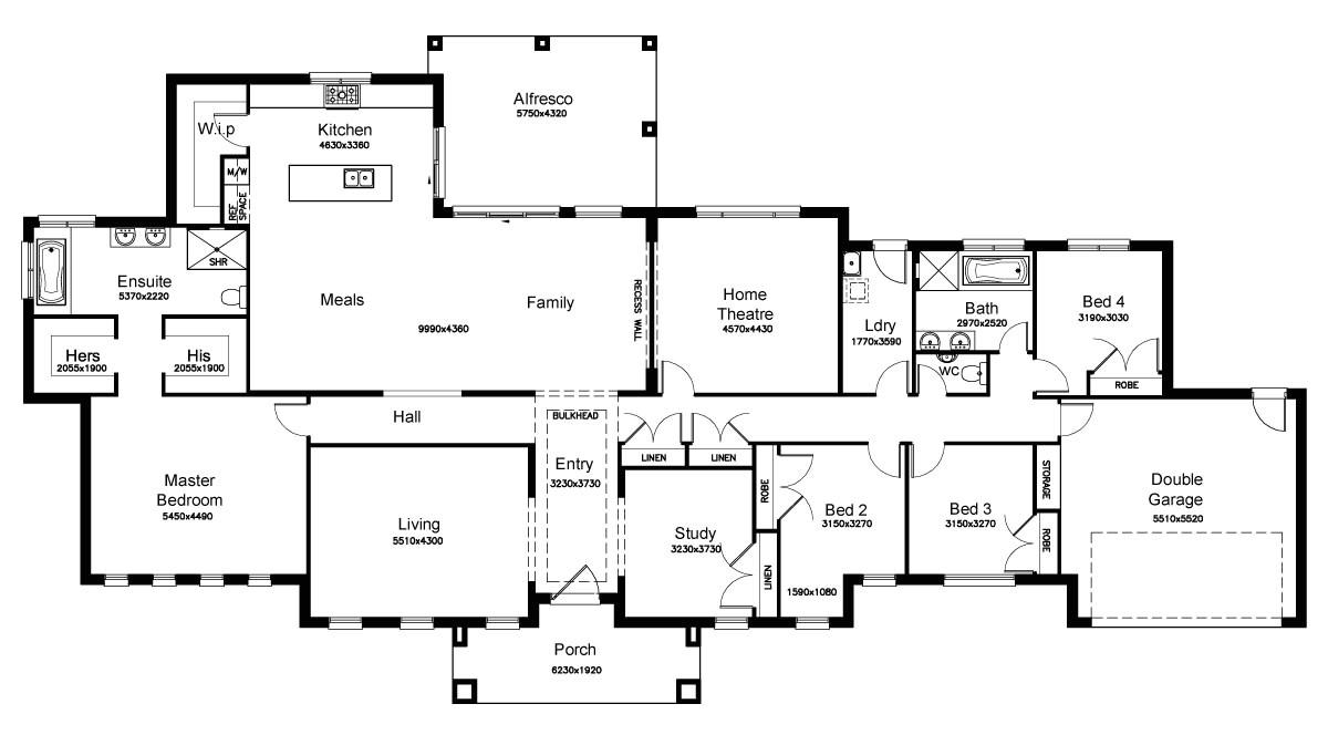 fairmont homes floor plans