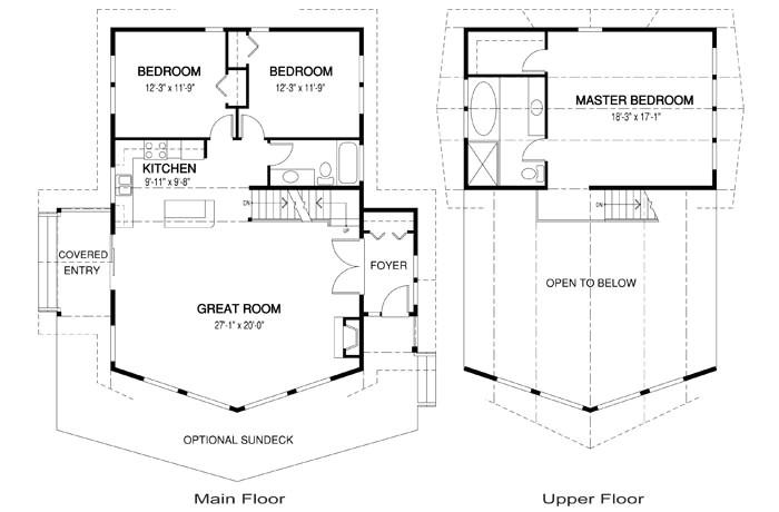 house plans the fairmont 1
