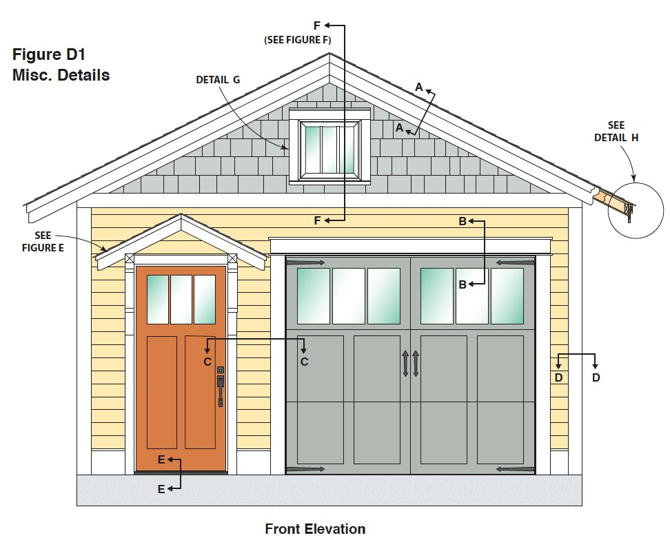 home handyman shed plans