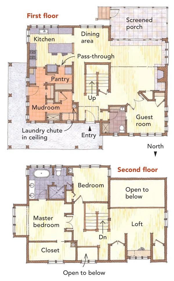 Fine Homebuilding House Plans Fine Homebuilding House Plans Escortsea
