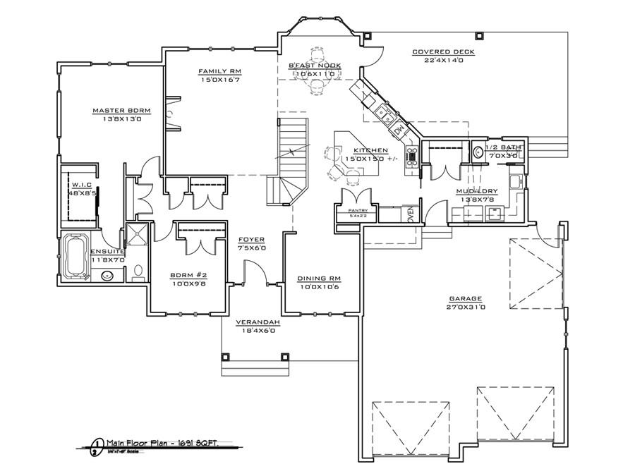 acreage 1 home design