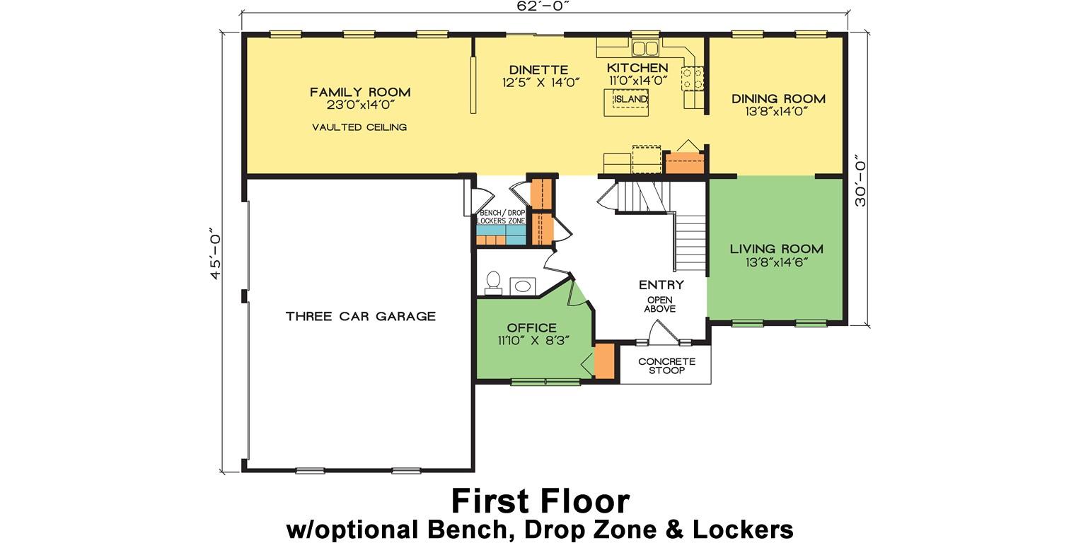 best fine line homes floor plans ap83l