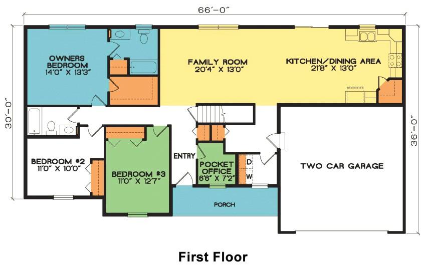 fine line homes floor plans