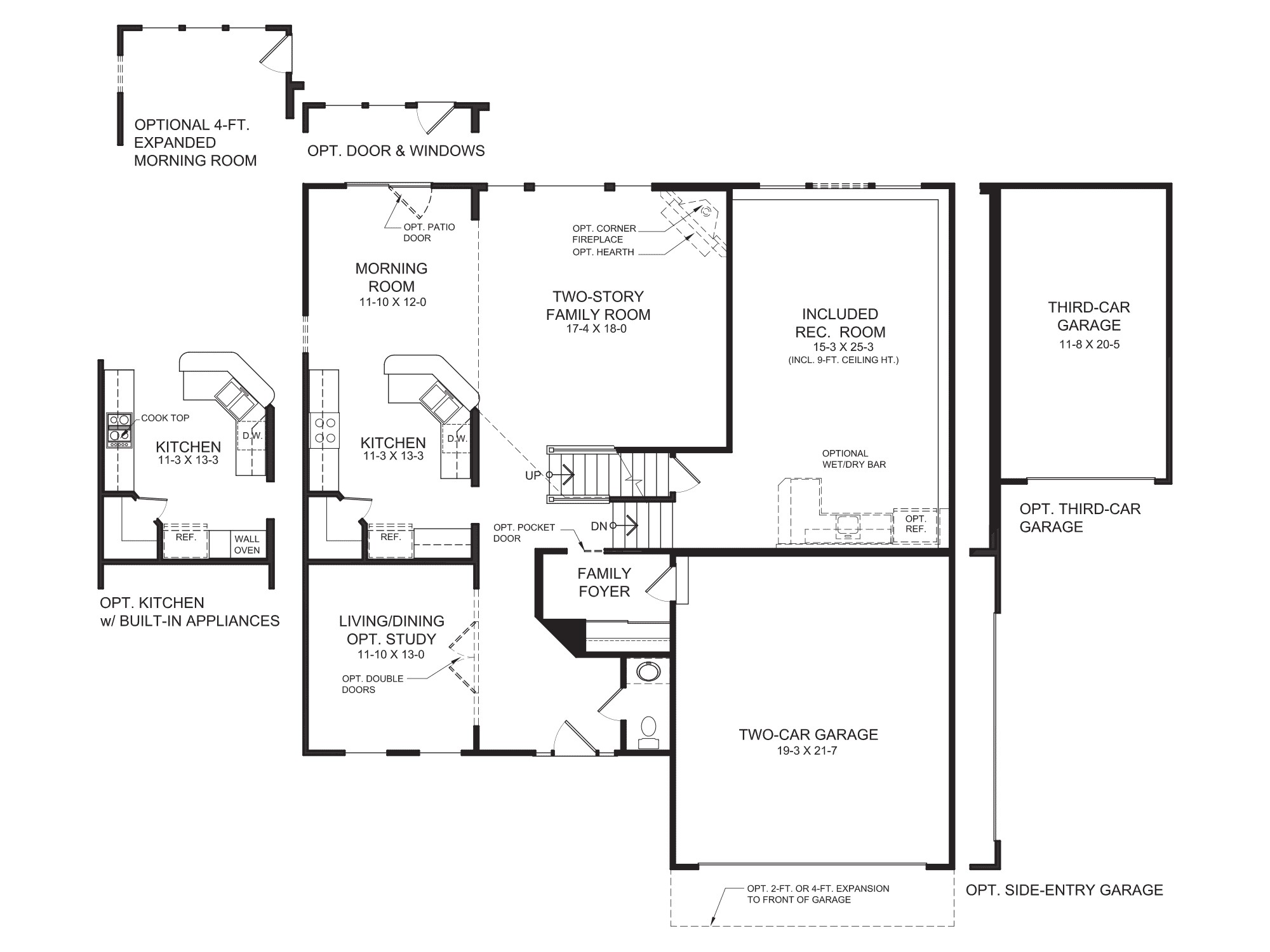 fischer homes floor plans