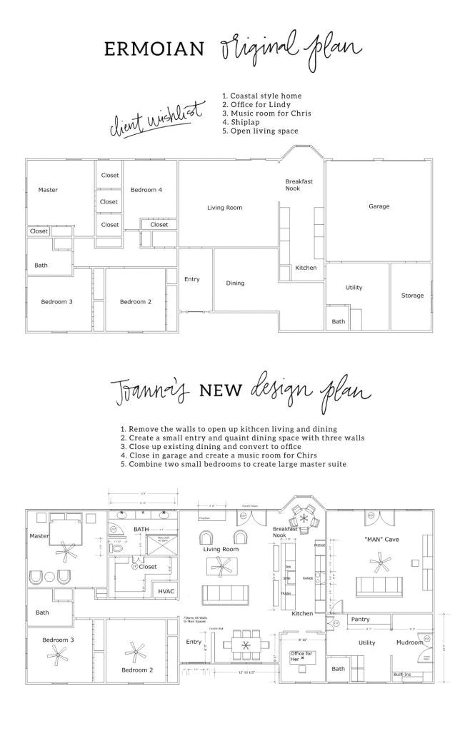 floor plans room layouts