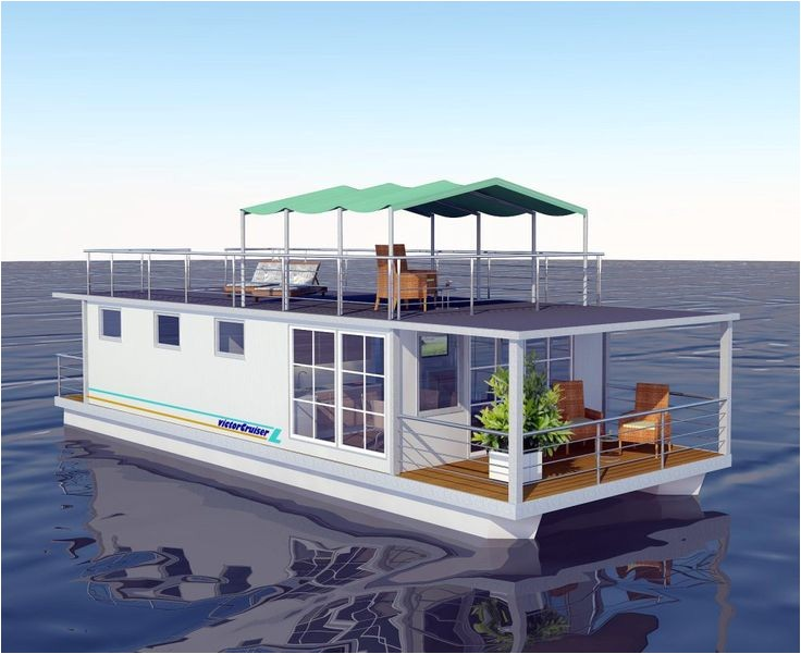 floating homes pontoon boats