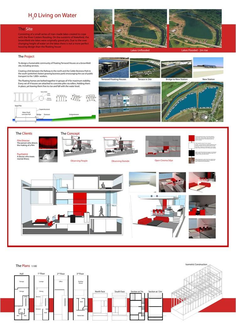 floating house design 56425559