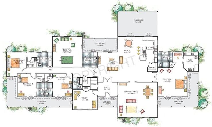 country home floor plans australia
