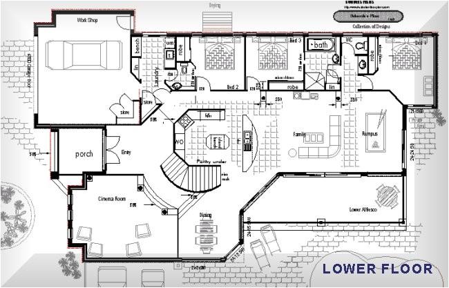 Floor Plans Australian Homes Luxury House Floor Plans Australia