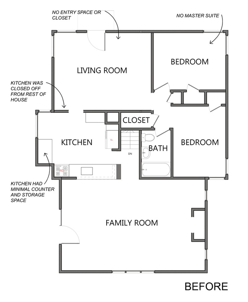 where to find floor plans of existing homes