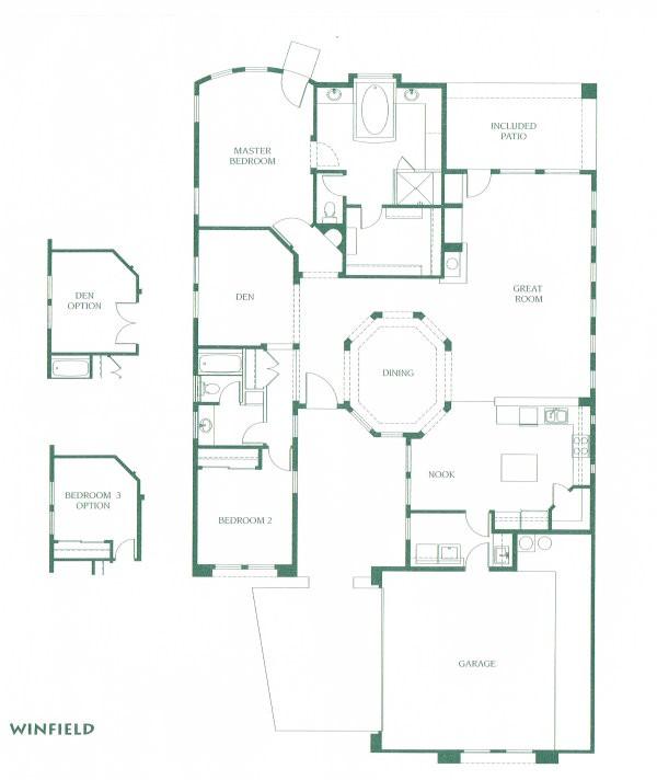 winfield floor plans