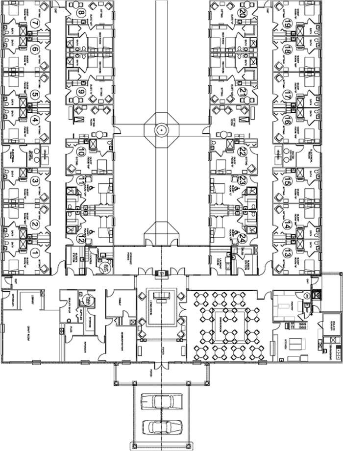 retirement home house plans
