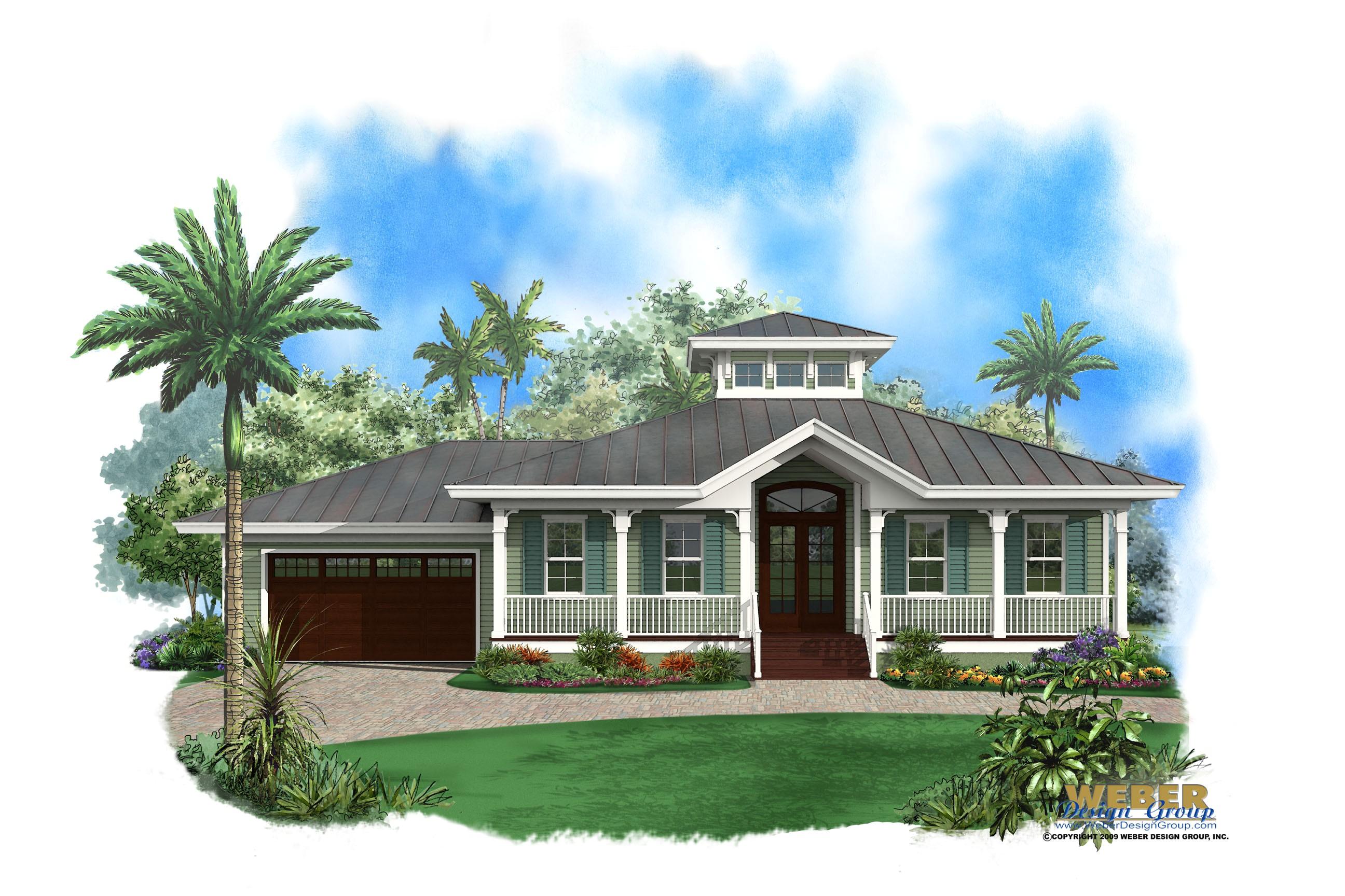 olde florida home plans