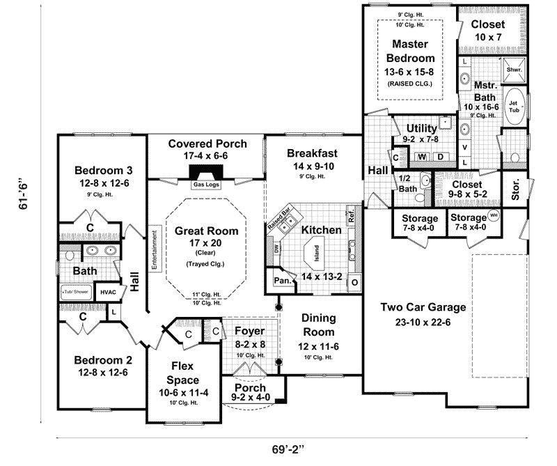 Four Bedroom House Plans with Basement 4 Bedroom House Plans with Walkout Basement Luxury Ranch