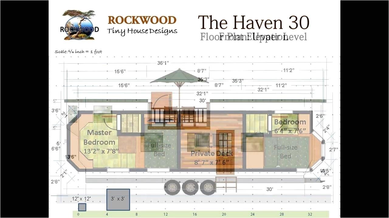 tiny house floor plans dimensions