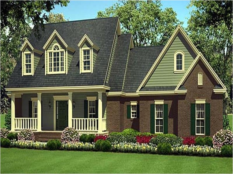 free country house plans