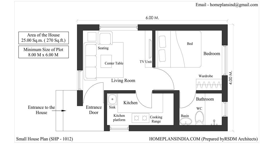 Free Indian Home Plans Home Plans In India 4 Free House Floor Plans for Download