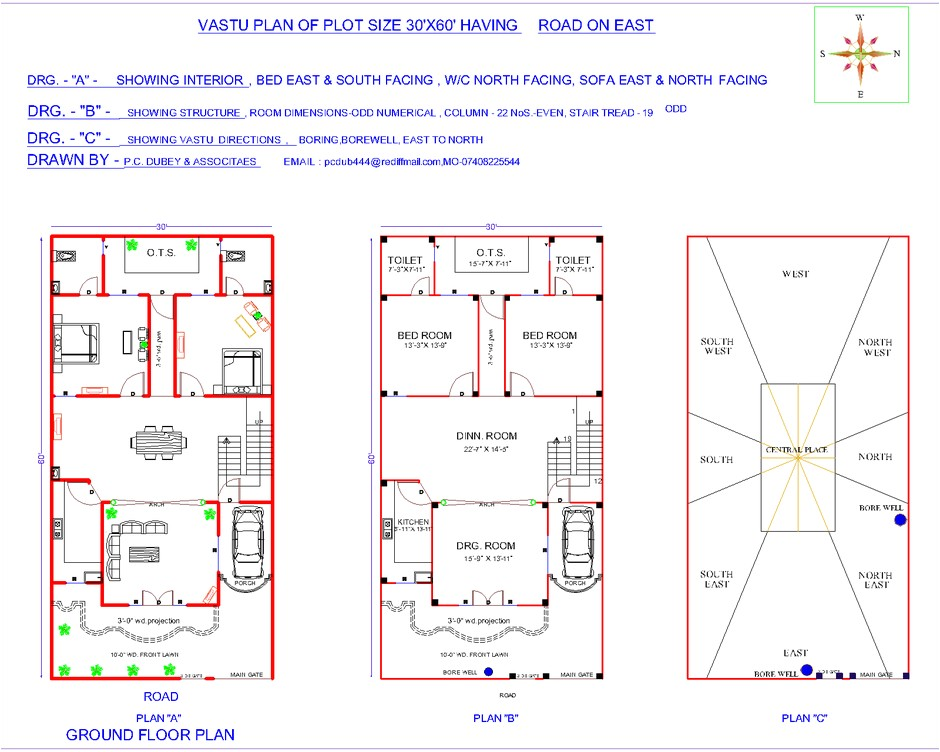 Free Indian Vastu Home Plans Introduction to Vastu Indian Vastu Plans House Plans