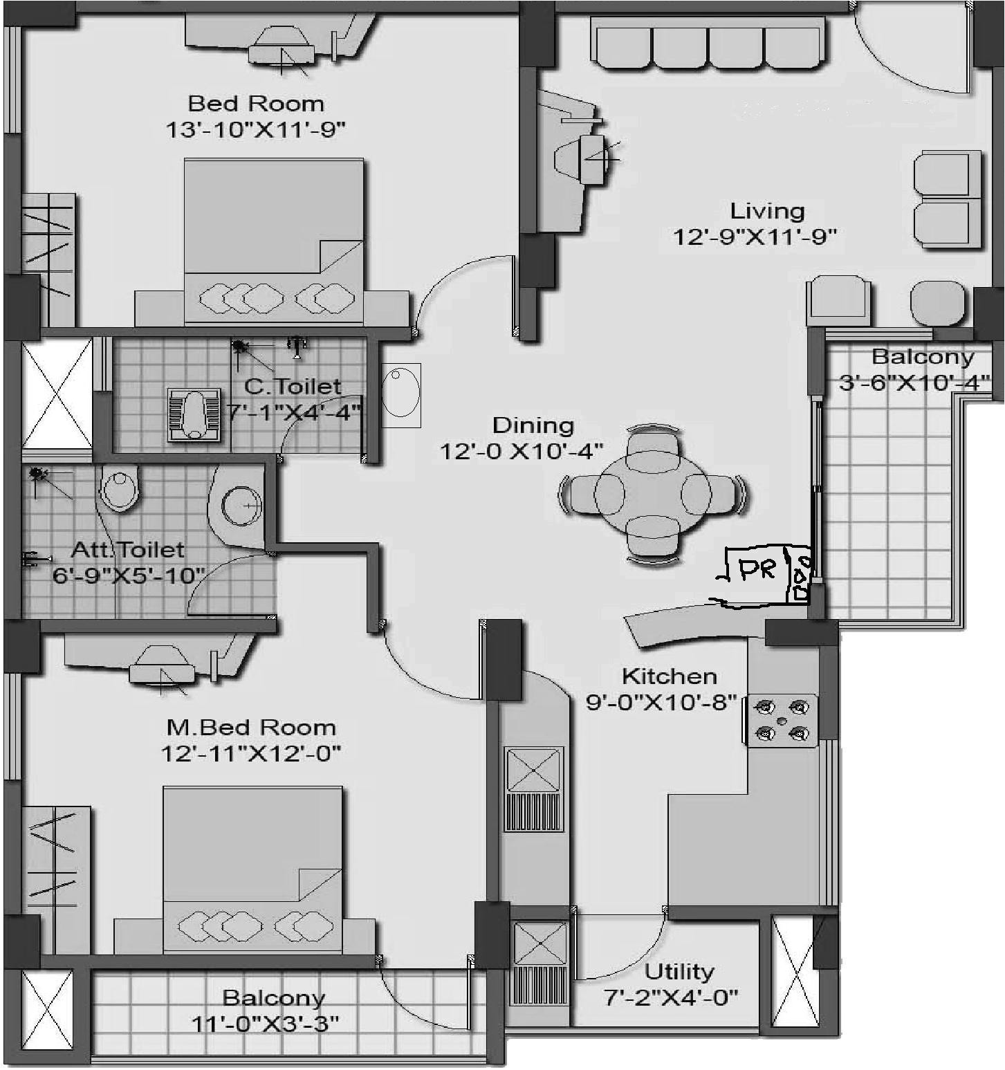 vastu for home plan pdf