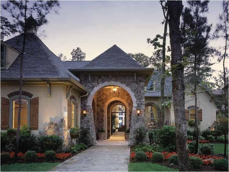 French Chateau Home Plans French Chateau House Plans Photos