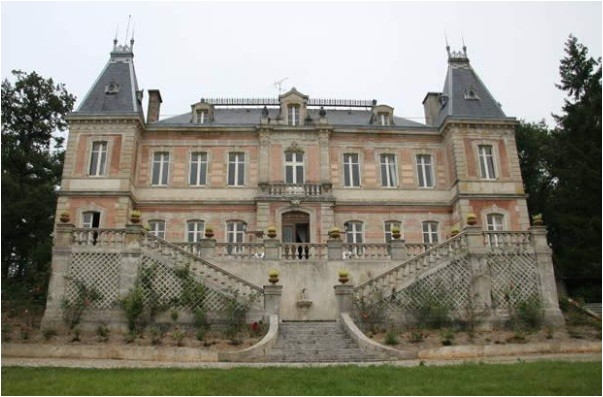 French Chateau Home Plans French Country Style House Plans