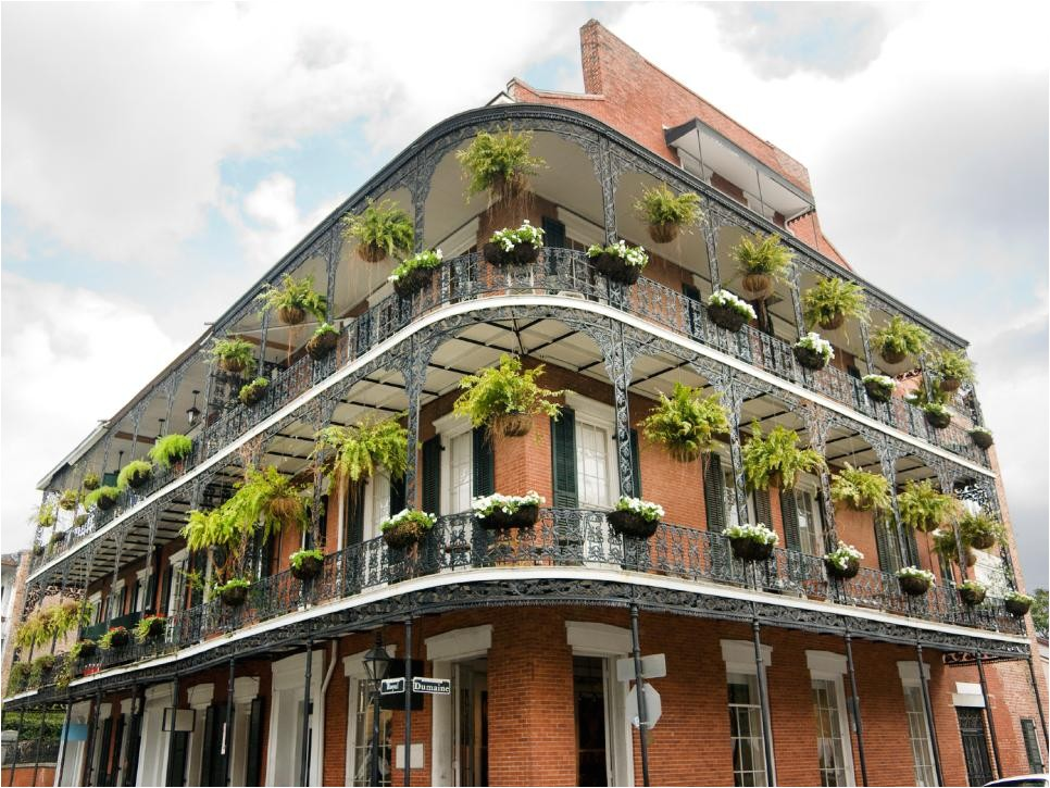 large french quarter style house plans