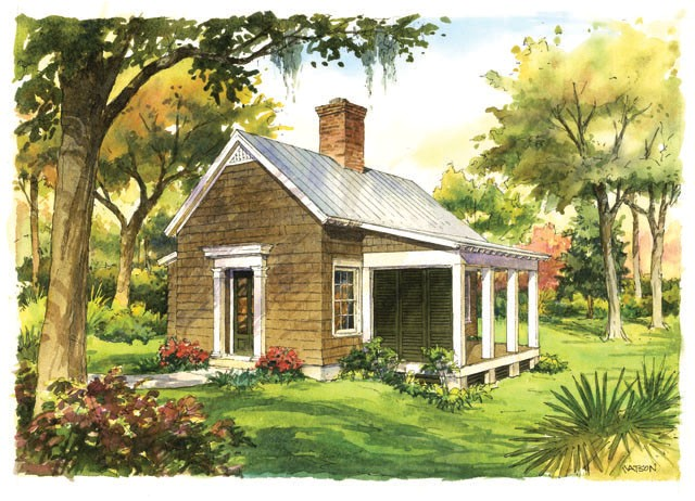 house plan thursday southern living plan of the month garden cottage sl1830