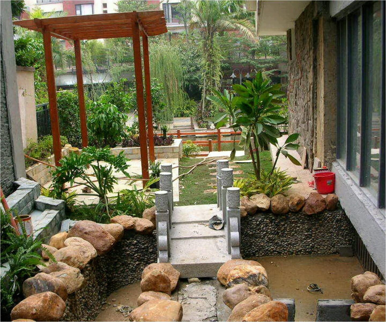 beautiful home gardens designs ideas
