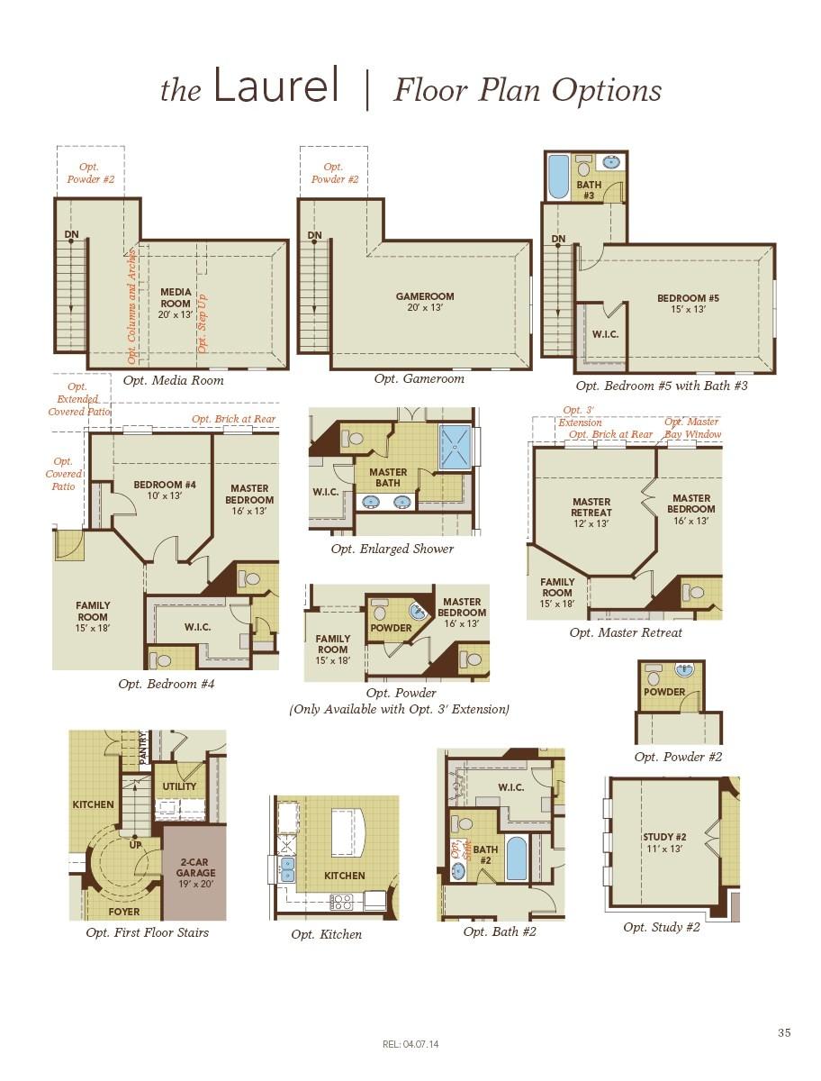 floor plan friday laurel gehan homes