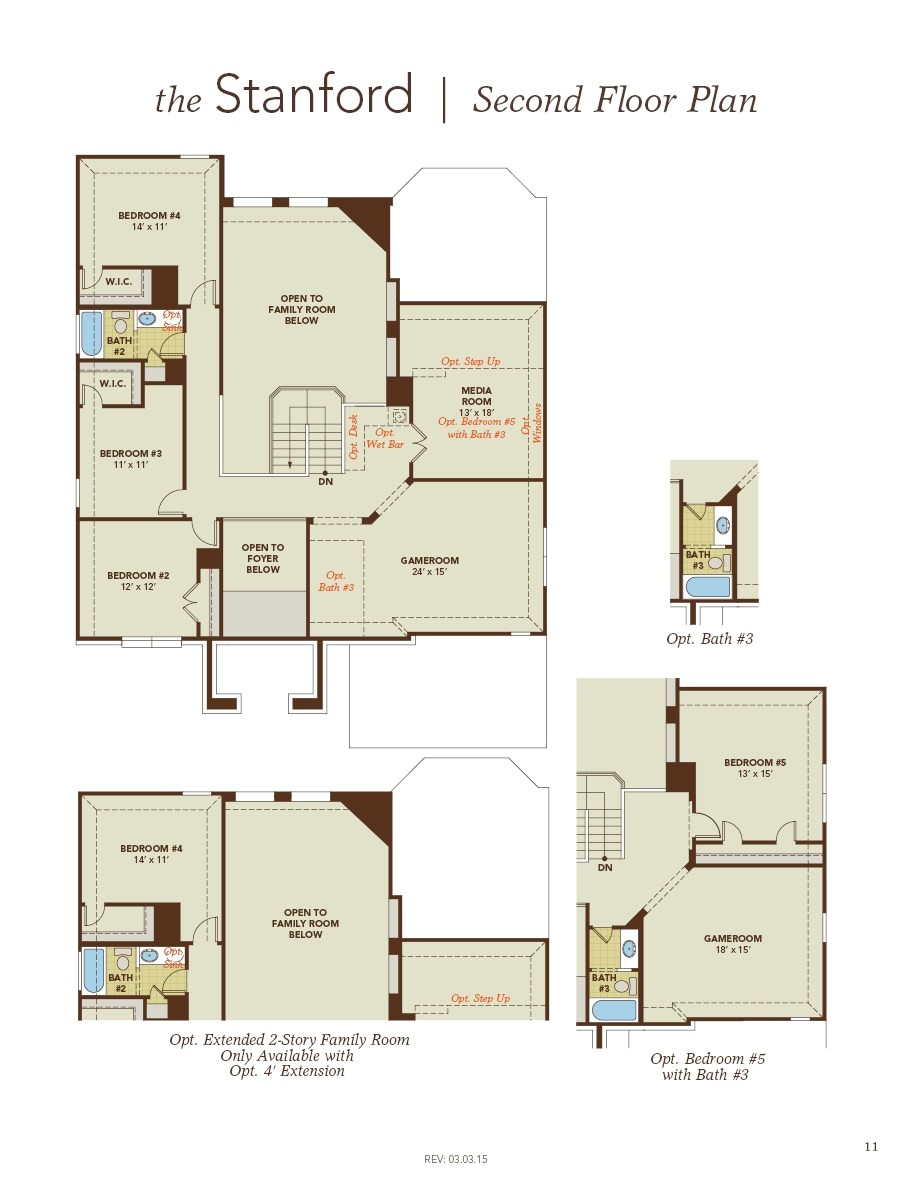 Gehan Homes Laurel Floor Plan Gehan Homes aspen Floor Plan