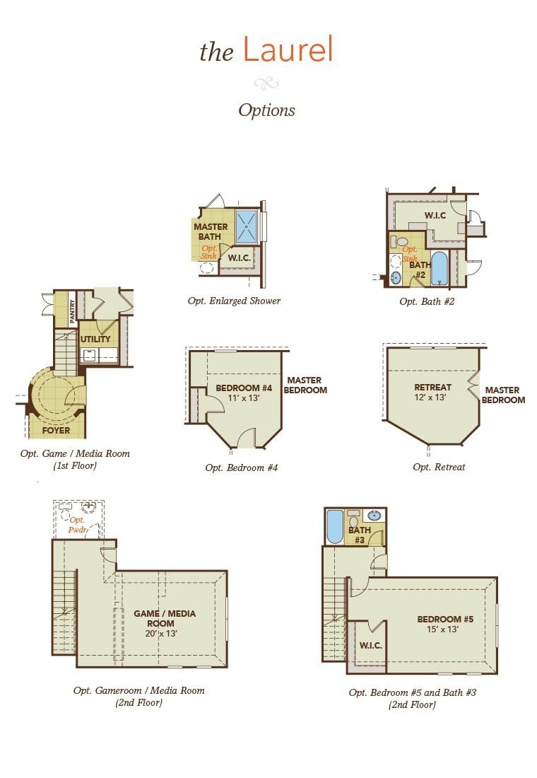 gehan homes georgetown floor plan