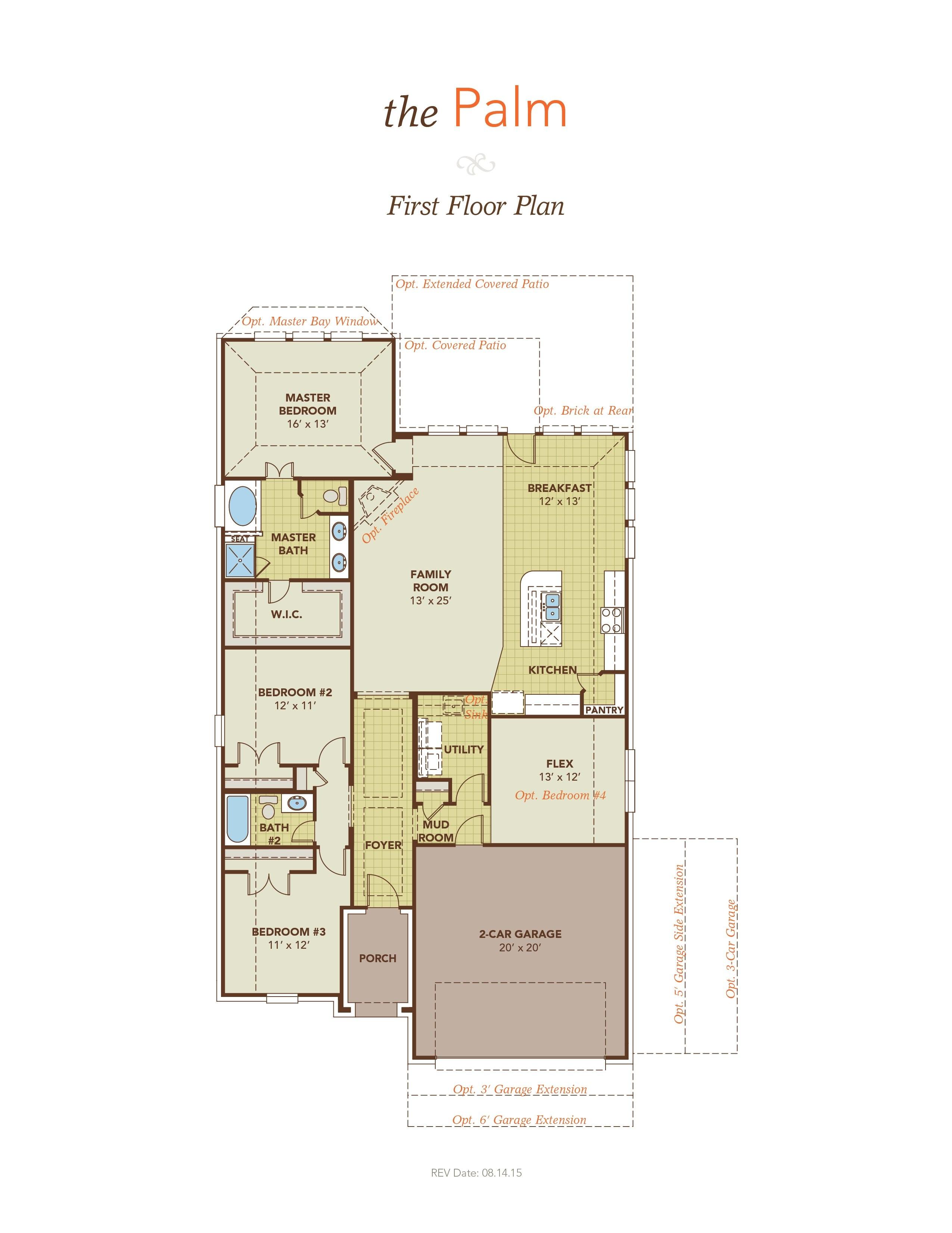 laurel home plan by gehan homes in sablechase premier floor plan superior gehan homes floor plans 4