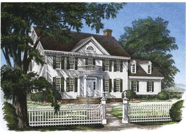 Georgian Style Home Plans Georgian Style House Plans Dream Home Pinterest