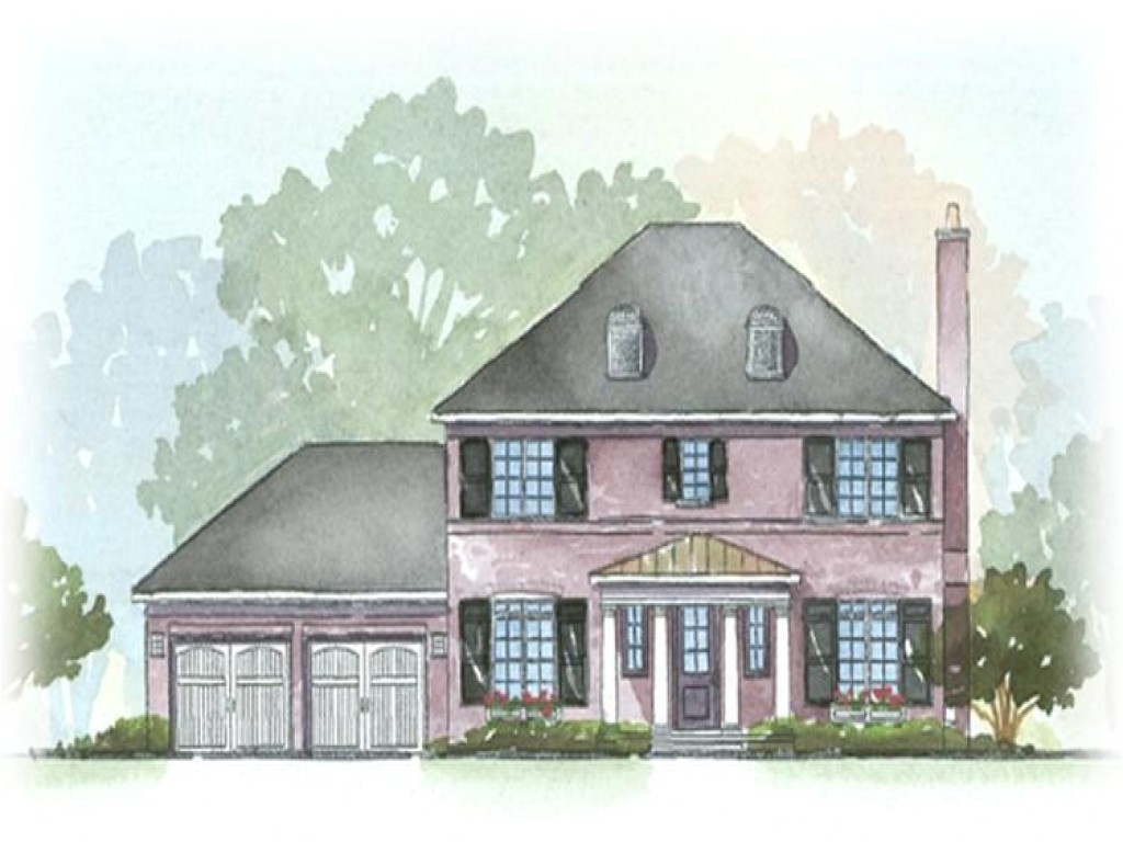 Georgian Style Home Plans Georgian Style House Plans Georgian