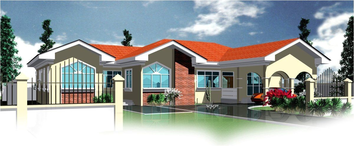 Ghana Homes Plans House Plan for Berma African House Plans Ghana Homes