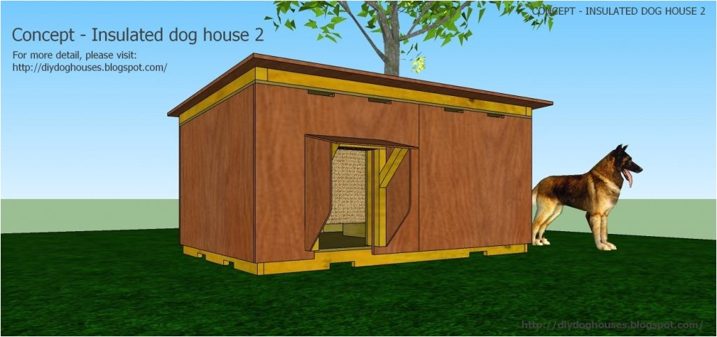 easy dog house plans large dogs awesome dog house plans concept insulated dog house 2