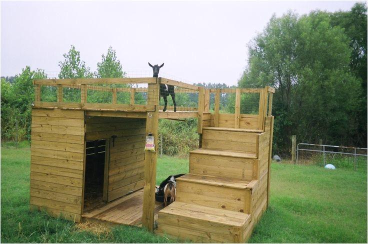 Goat Housing Plans 25 Best Ideas About Goat House On Pinterest Goat