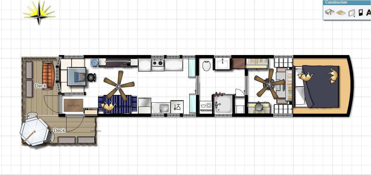 gooseneck trailer tiny house