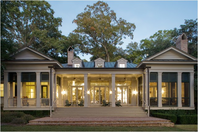lowcountry greek revival spring island south carolina traditional exterior charleston