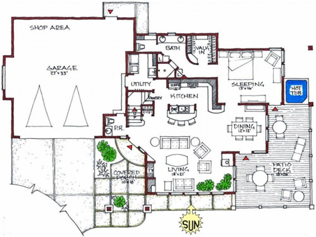 2c6f1eb95db9d775 sustainable modern house plans modern green home design plans