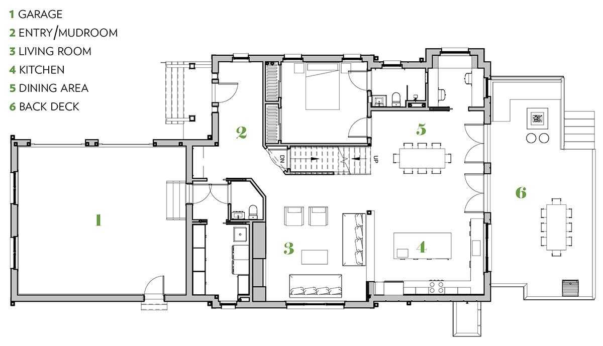 green home designs floor plans