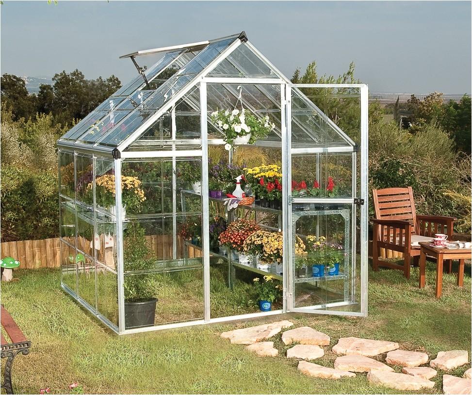 maze 6 x 6 greenhouse 3