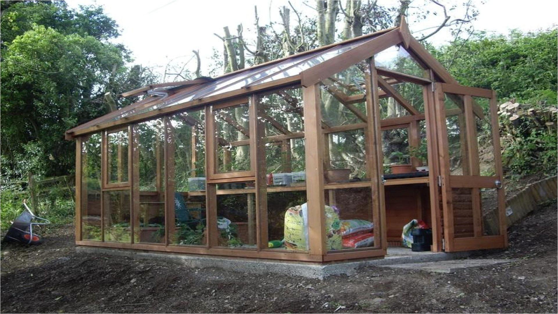 simple small greenhouse plans free nikura