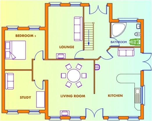 ground floor first floor home plan house design ideas intended for luxury ground floor first floor home plan