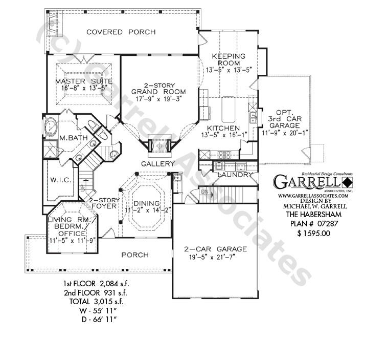 habersham house plan 0