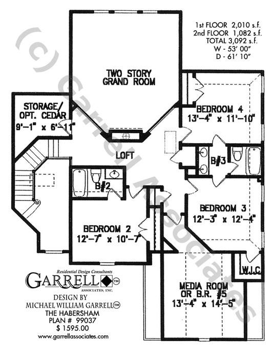 habersham house plan