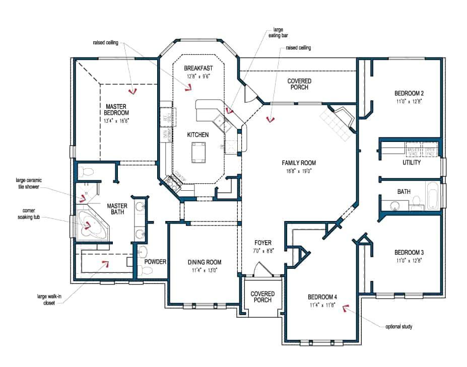 habitat for humanity house floor plans
