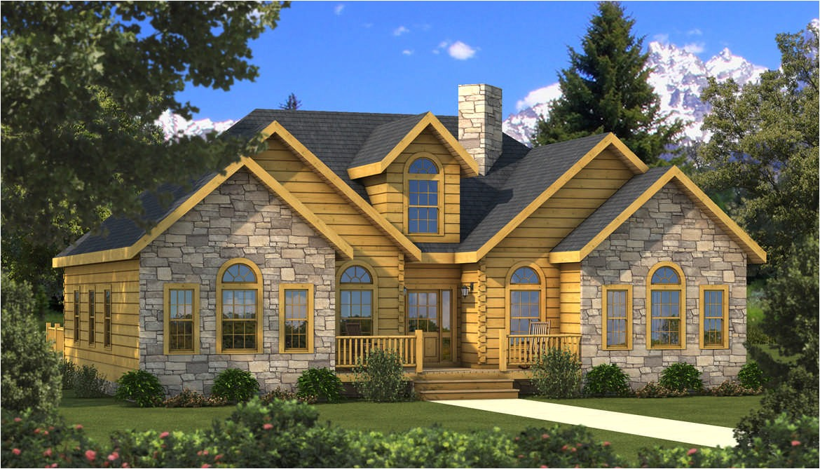 Halifax Home Plan Halifax Log Home Plan by southland Log Homes Mywoodhome Com